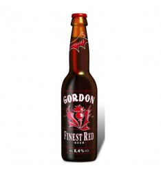 Gordon Finest Red (Roja) 33 cl.