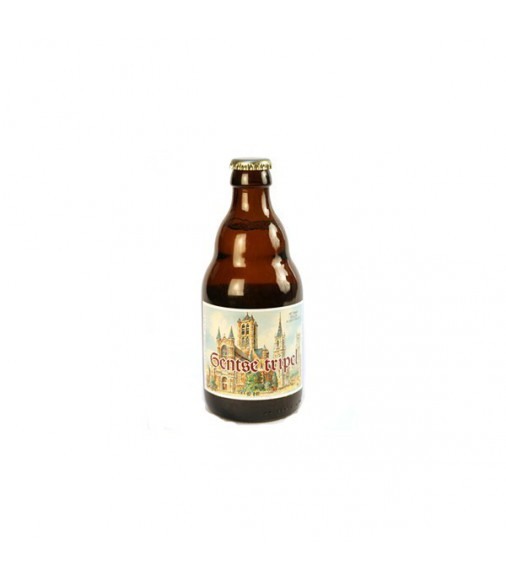 Gentse Tripel-Triple 33 cl.