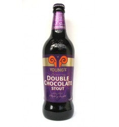 Young'S Double Chocolate Stout 50 cl.
