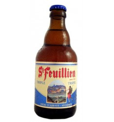 St. Feuillien Triple-Tripel 33 cl.
