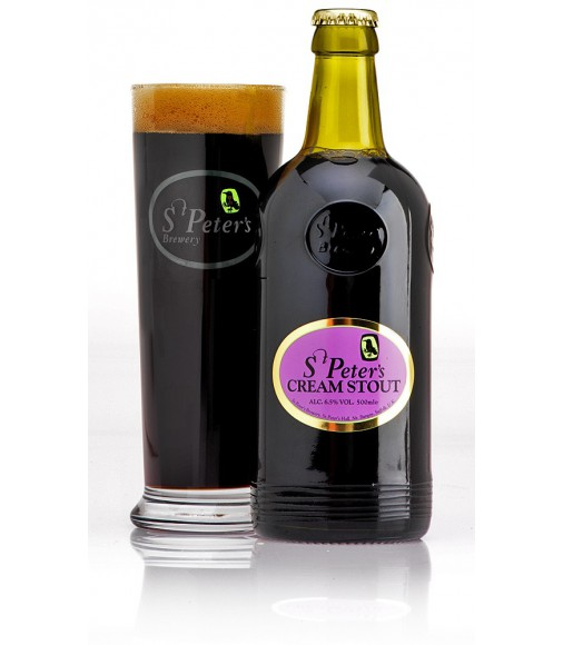 St. Peter'S Cream Stout 50 cl.