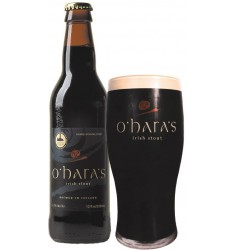 O'Hara's Irish Stout (Negra) 33 cl.