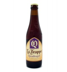 La Trappe Quadrupel (Cuadruple) 33 cl.