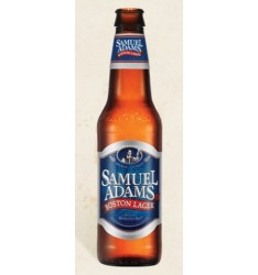 CERVEZA SAMUEL ADAMS BOSTON LAGER 35.5 cl.