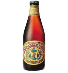 CERVEZA ANCHOR STEAM BEER 35.5 cl.