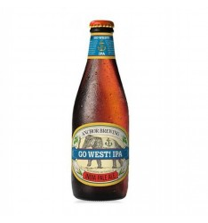 CERVEZA ANCHOR GO WEST! IPA 35.5 cl.