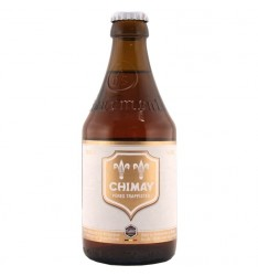 CERVEZA CHIMAY TRIPLE-TRIPEL 33 cl.