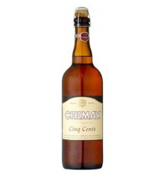 CERVEZA CHIMAY TRIPLE-TRIPEL 75 cl.